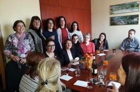 """JKP """"Lim"""" obeležilo 8. mart - Dan žena"""