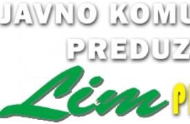 """JKP""""Lim"""" u 2019.godini: SPREMNI PROJEKTI VREDNI 2 MILIONA EVRA"""